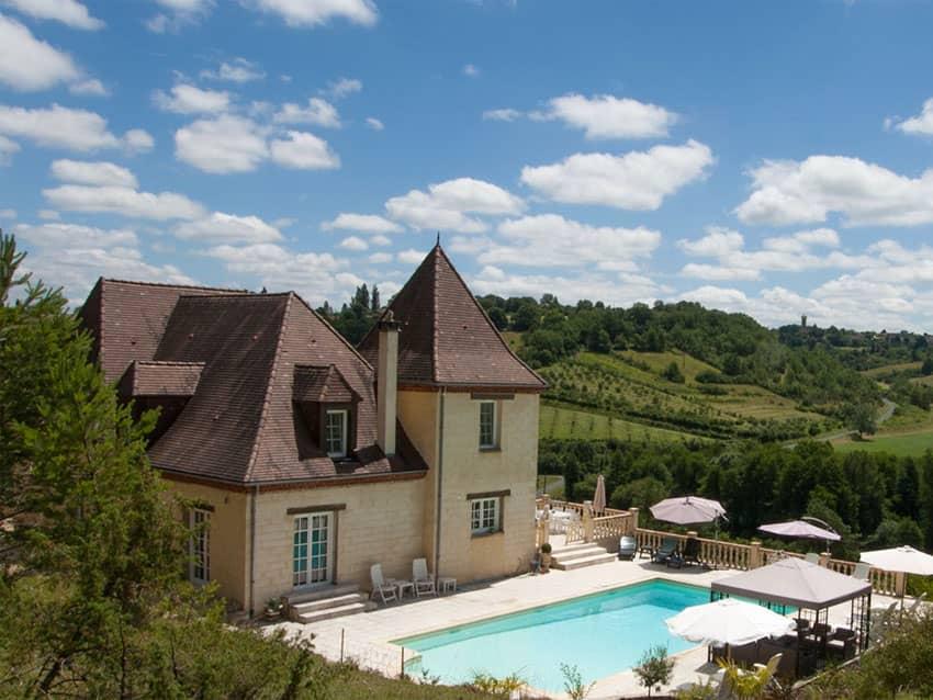 Uw vakantiehuis verhuren via Luxe Vakantiehuis Dordogne