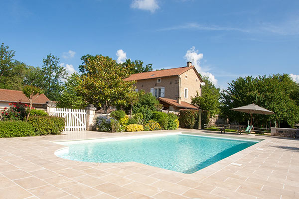 Luxury holiday home Dordogne France
